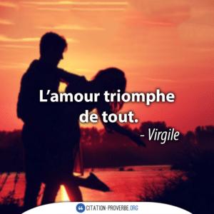 L'amour triomphe de tout