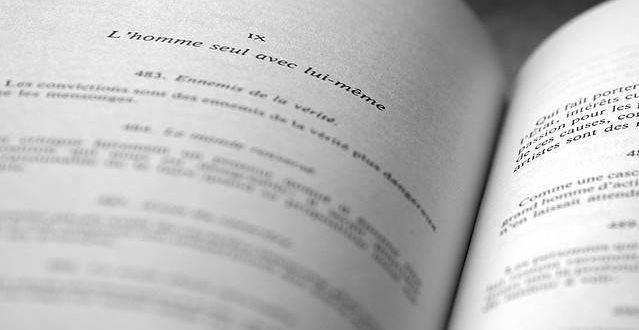 Livre de citations